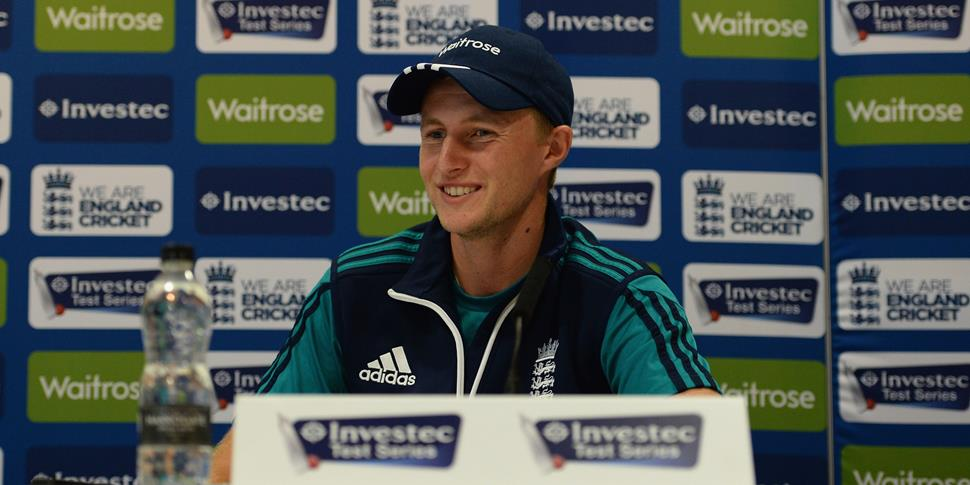 Joe Root Press conference at Emirates Old Trafford.jpg
