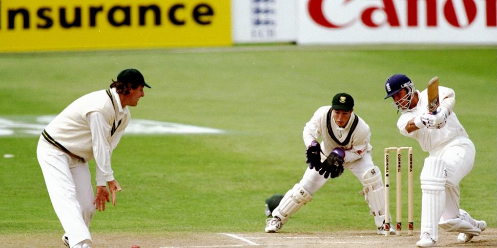 England captain Alec Stewart in action for England.jpg