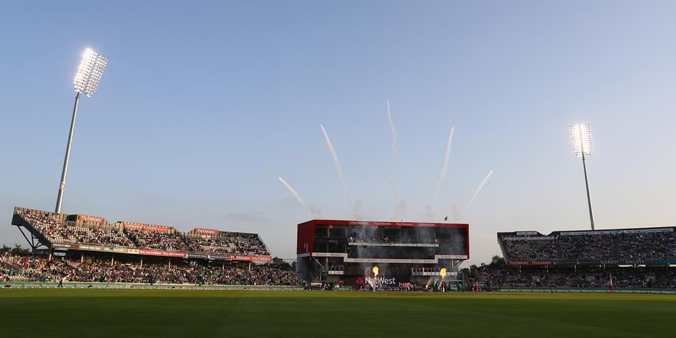 Emirates Old Trafford cricket ground, Lancashire County Cricket Club.jpg