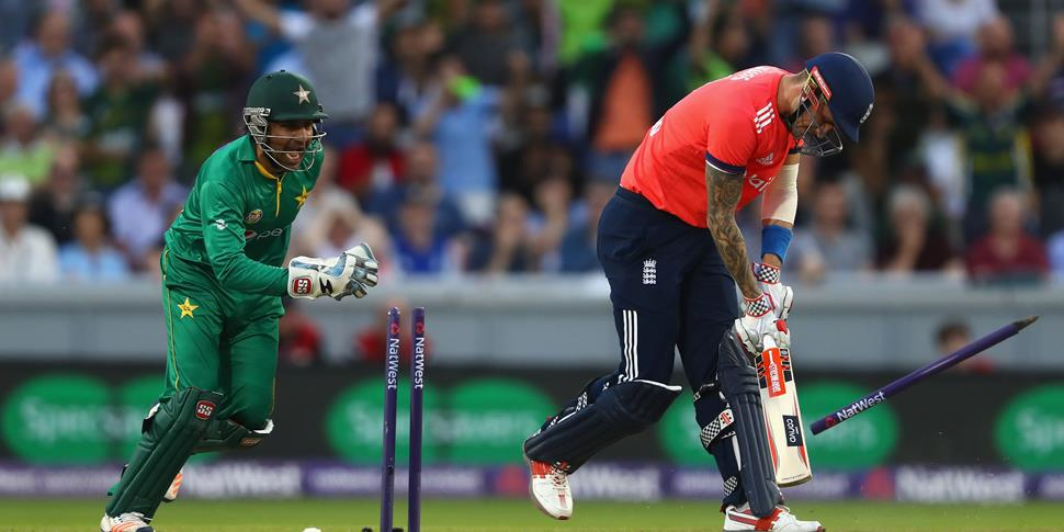 Alex Hales dismissed for England.jpg