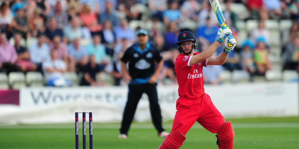 Lancashire County Cricket Club star Jos Buttler is names England captain for Bangladesh.jpg