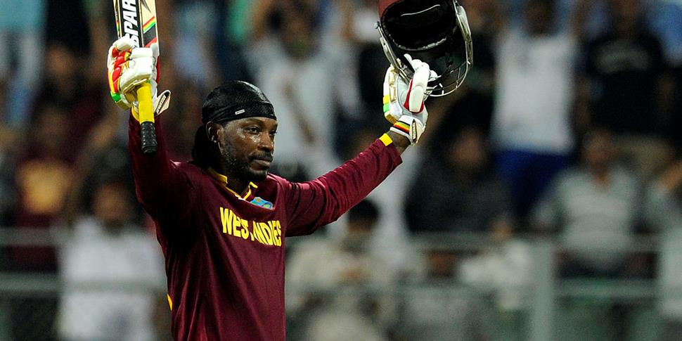 Chris Gayle for the West Indies against the England Cricket Team.jpg