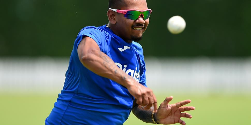 Sunil Narine bowling for the West Indies.jpg
