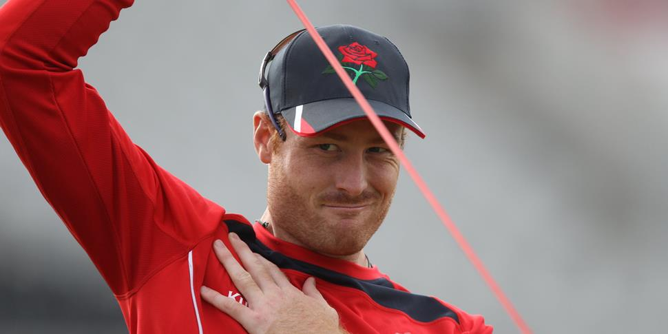 New Zealand international Martin Guptill playing T20 cricket for Lancashire.jpg