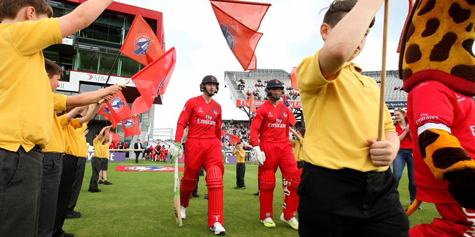 Lancashire Lightning v Durham Jets in the T20 competition.jpg