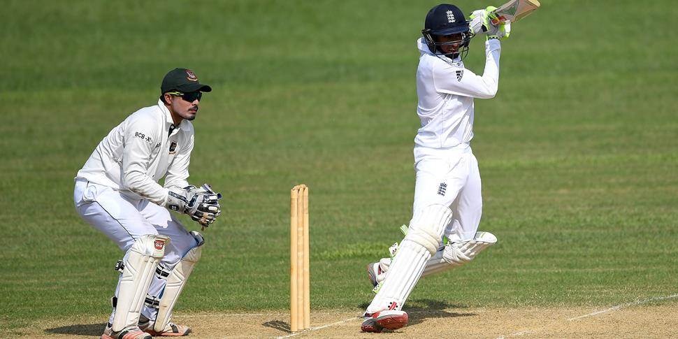 Haseeb Hameed playing for England.jpg