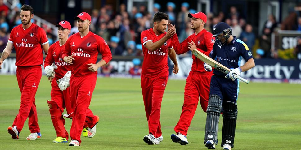 Yorkshire Vikings v Lancashire Lightning at Headingley, NatWest T20 Blast.jpg