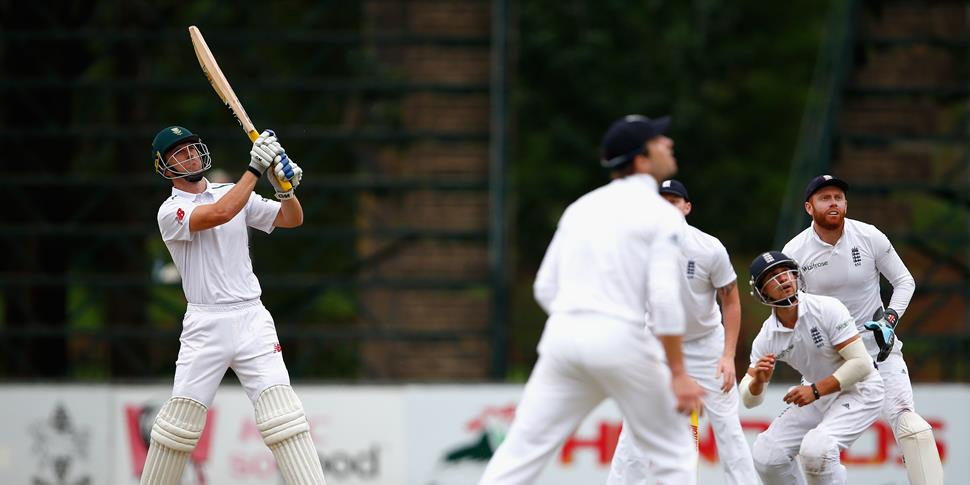 Dane Vilas in action for South Africa against England in the Test Match.jpg