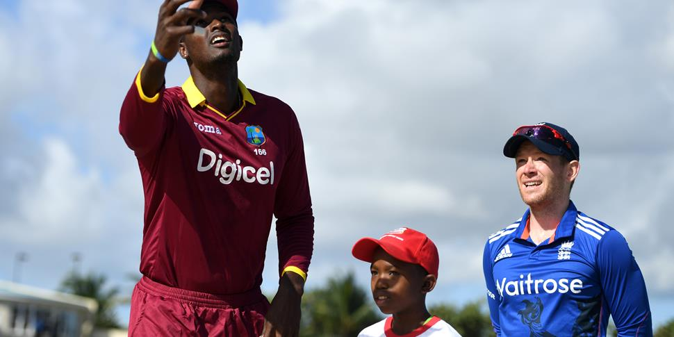 West Indies v England ODI coin toss.jpg