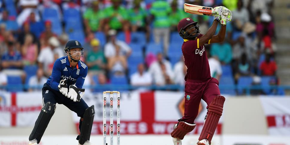 Kriagg Brathwaite in action for the West Indies against England.jpg