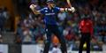 Alex Hales celebrates a century against the West Indies in the Third ODI.jpg