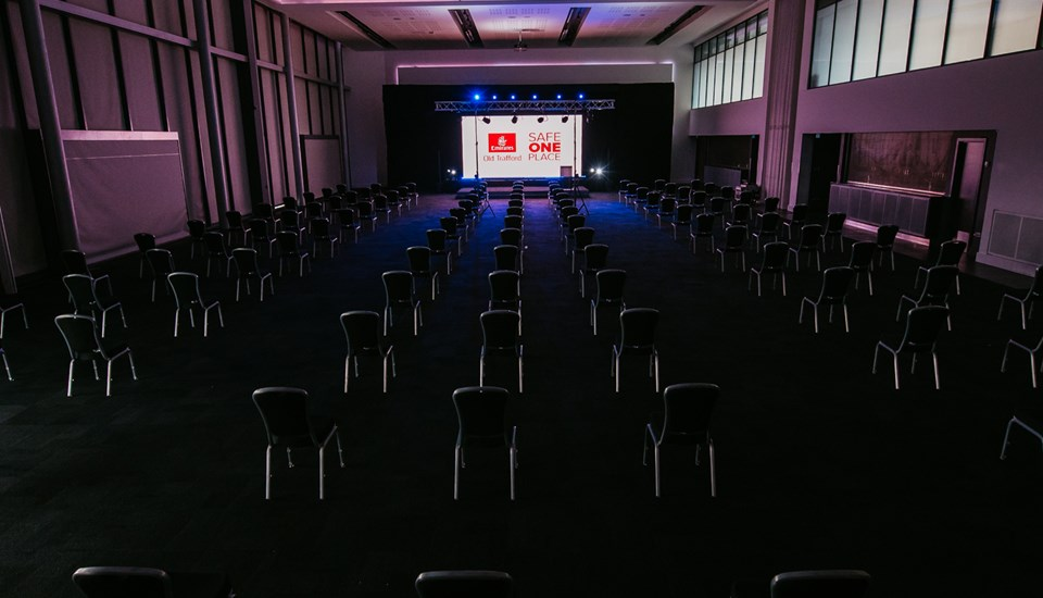 Large conference, event and exhibition space at Emirates Old Trafford Manchester venue.jpg