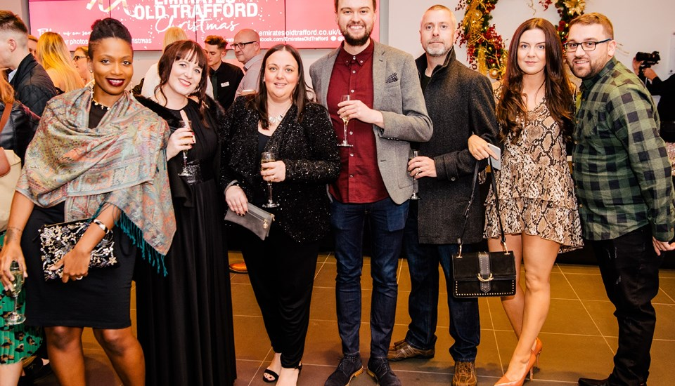 Emirates Old Trafford Christmas Extravaganza 2018, Colleagues.jpg